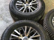 Lexus комплект колес