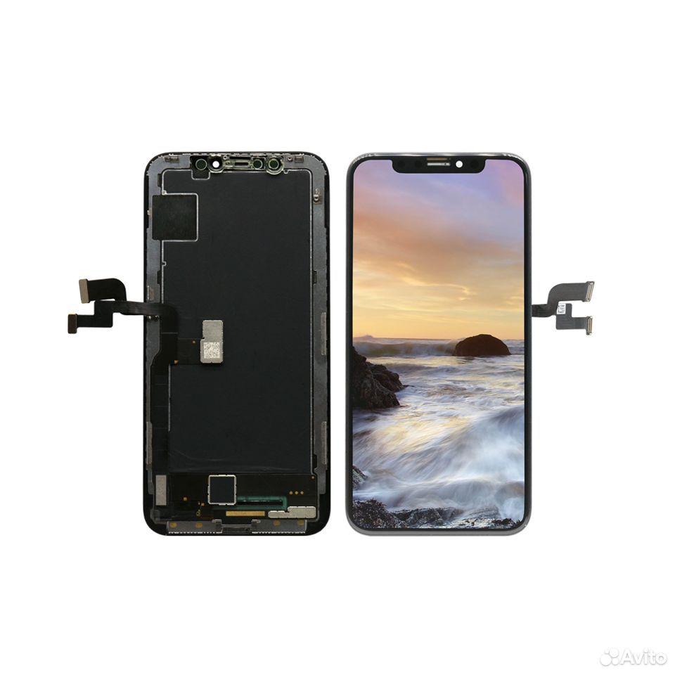 Дисплей iPhone X в сборе premium (oled)