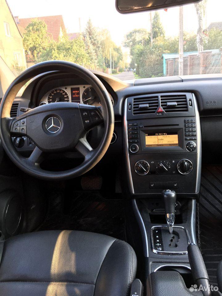 Mercedes-Benz B-класс, 2009  89386661796 купить 5