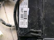 Подкапотная проводка блок предохранителей Рио3 мкп
