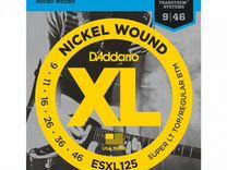 Комплект струн D'Addario esxl125