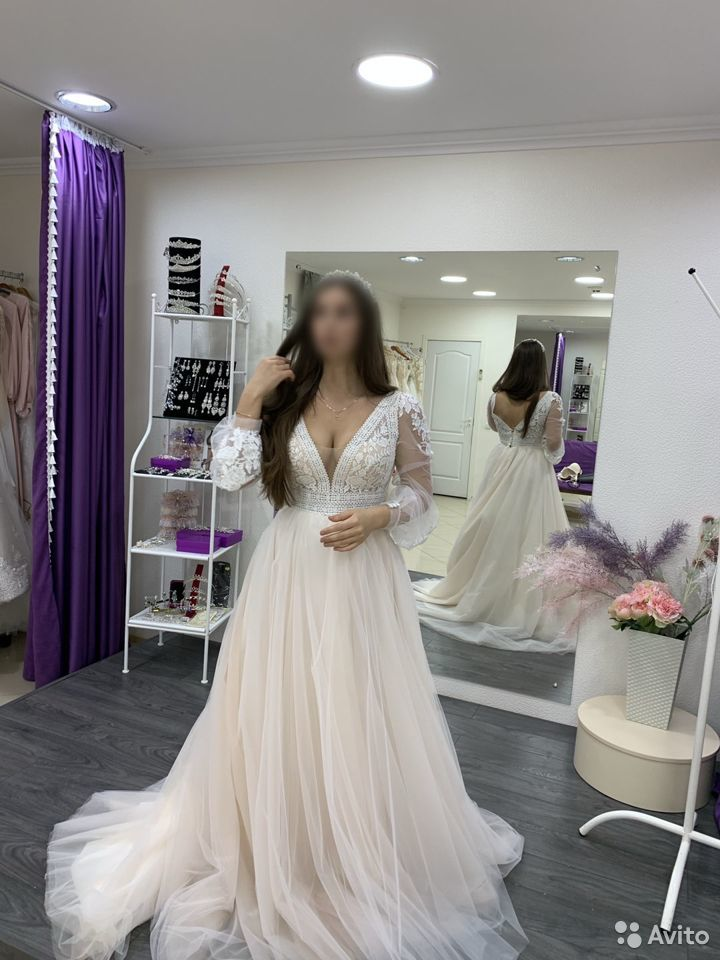 Свадебное платье  89118903500 купить 3