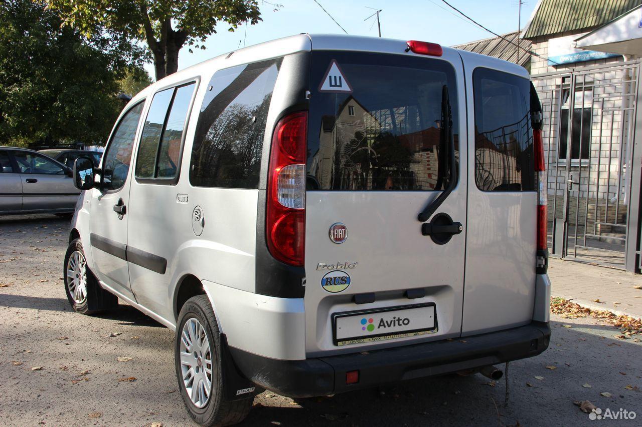 FIAT Doblo, 2011  89065054560 купить 3