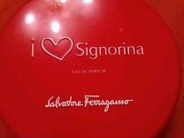 Парфюм Signorina Salvatore Ferragamo (набор)