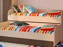 """Детская двухъярусная кровать """"Мийя"""""""