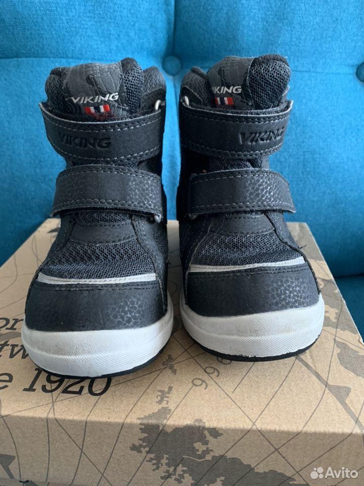 Ботинки Viking зима 24  89211054777 купить 2
