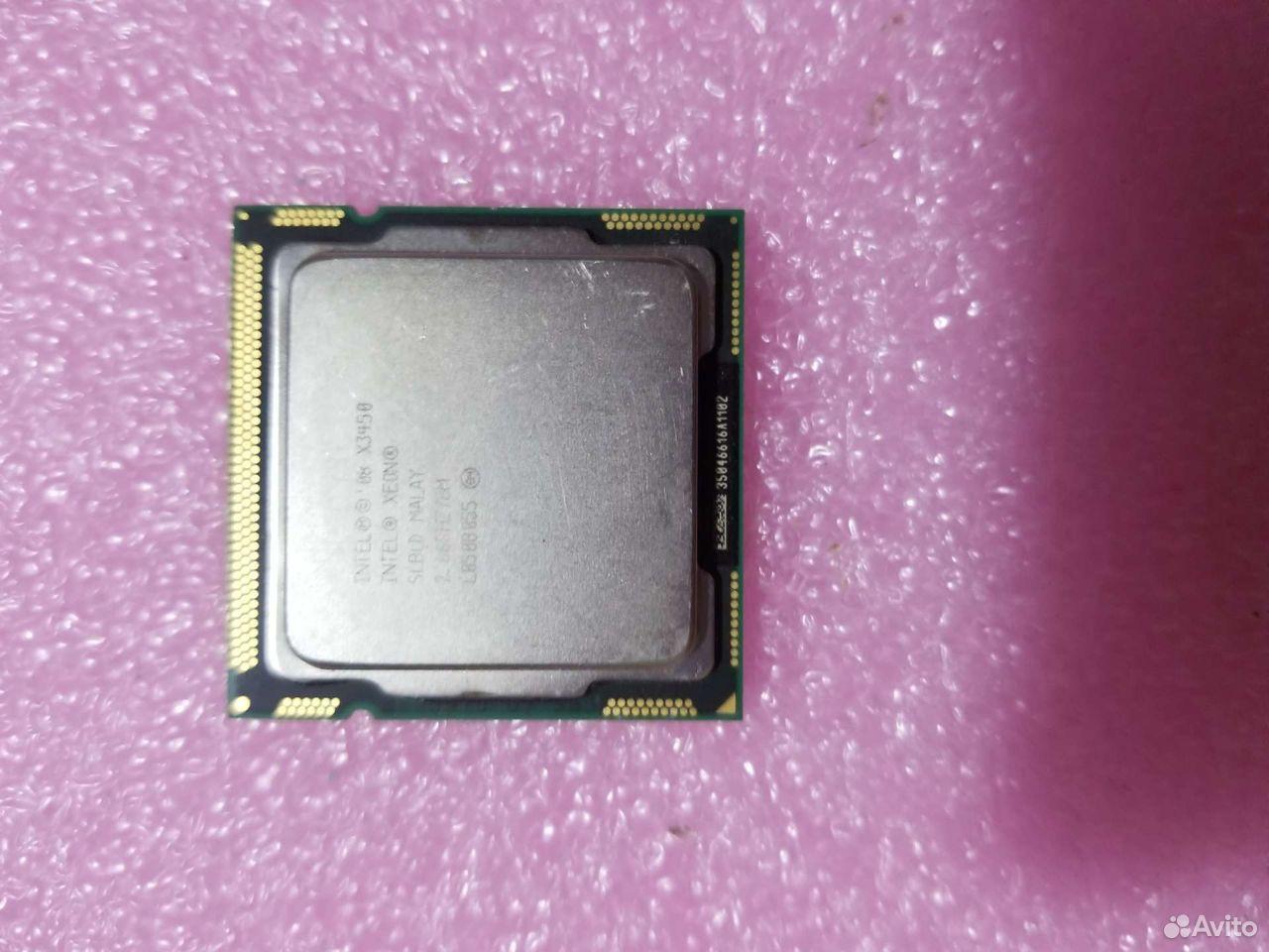 Процессор Xeon x3450