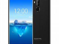 "Oukitel C12 Pro,Экран 6,18"", 19:9 U-notch,FaceID"