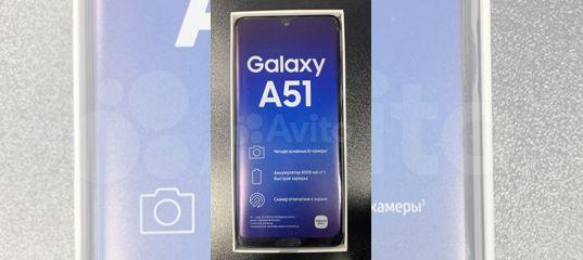 SAMSUNG Galaxy A51 64GB купить в Санкт-Петербурге | Бытовая электроника | Авито