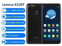 Новый Lenovo K320t