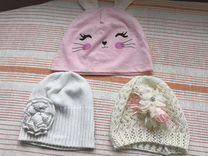 Комплект шапка, шарф