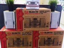 Музыкальный центр Elekta ED-240 Новый — Аудио и видео в Екатеринбурге