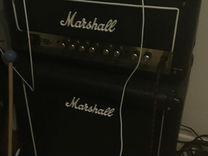Ламповый стек Marshall dsl 15h