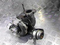 Турбина дизельная на hyundai I30 FD