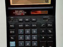 Калькулятор citizen SDC-888 II