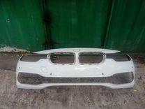 Бампер передний бмв Ф30 BMW f30