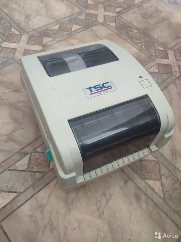 Принтер этикеток TSC ttp-343c  89125293732 купить 2