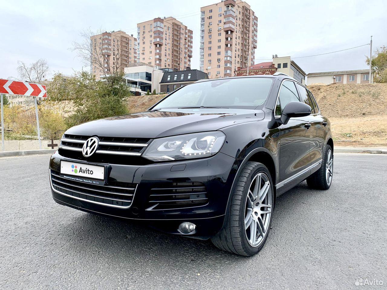 Volkswagen Touareg, 2014  89610795153 купить 4