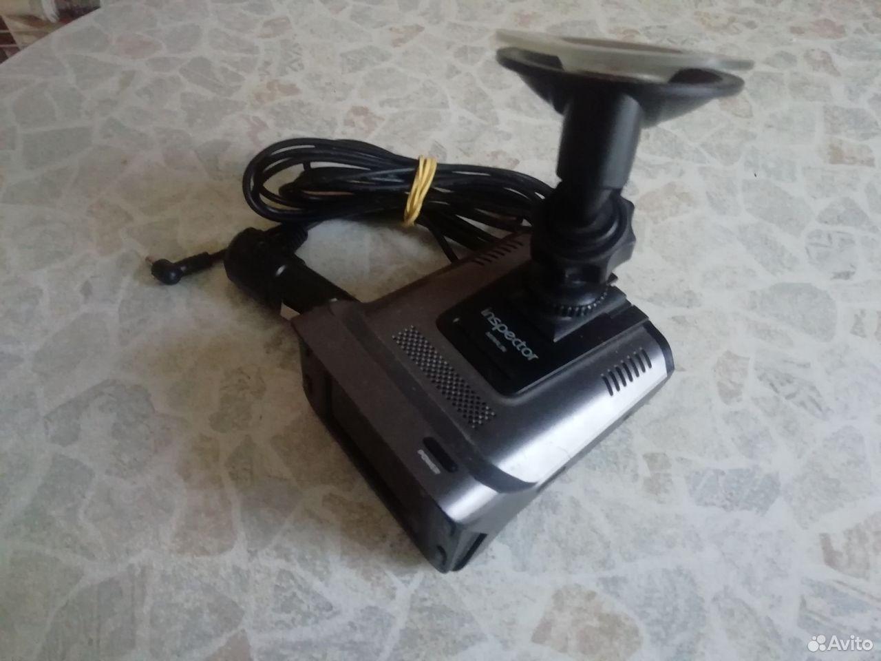 Автомобильный видеорегистратор Inspector Marlin  89231912777 купить 2