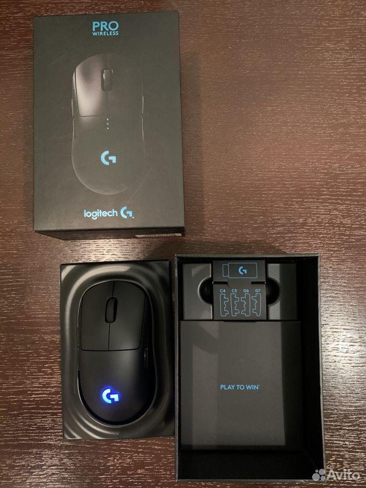 Беспроводная мышь - Logitech Pro Wireless  89059376006 купить 5