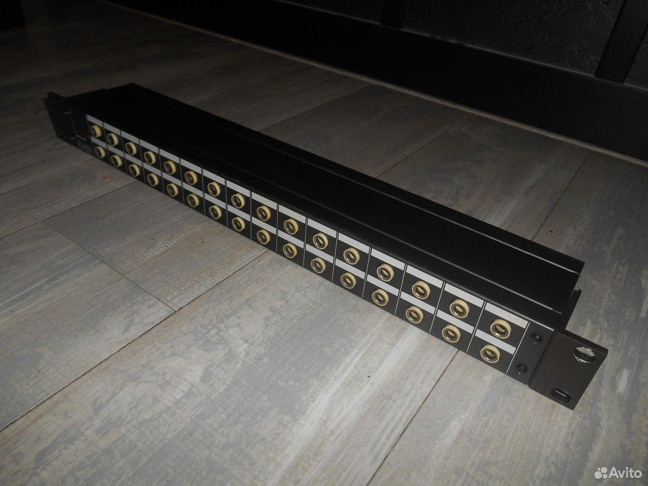 Патчбэй Tascam PB-32P  89147282024 купить 4