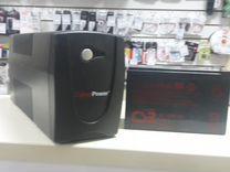 Ибп CyberPower 600 V/A