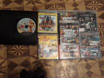 Sony PlayStation 3 (26 игр) 1 геймпад + PS Eye