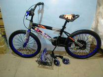 Детский велосипед новый 20 колеса