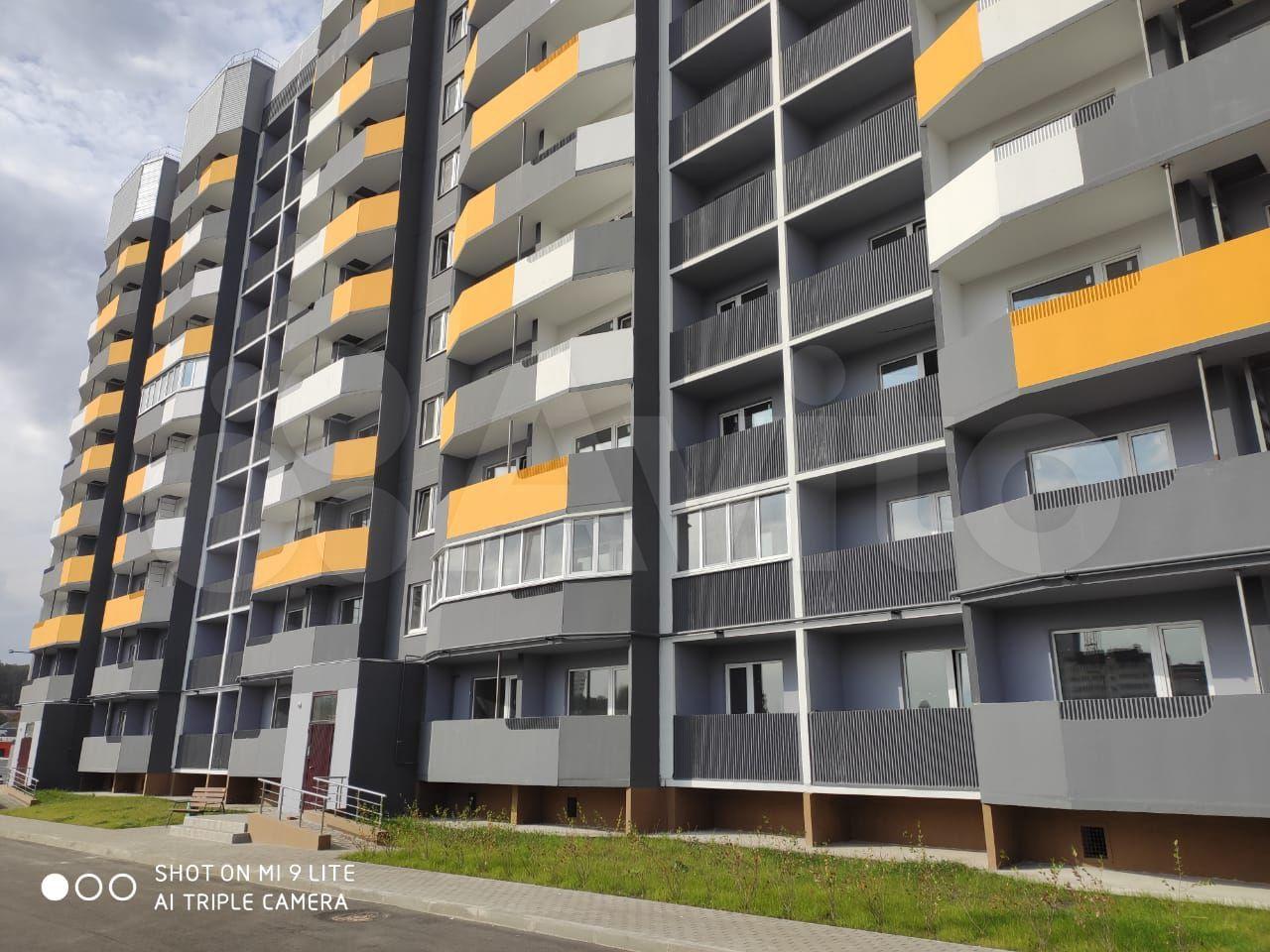 1-room apartment, 41.6 m2, 8/10 FL.  89092430000 buy 1