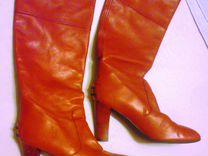 Сапоги женские. TOD'S — Одежда, обувь, аксессуары в Санкт-Петербурге