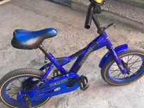 Детский велосипед беркут