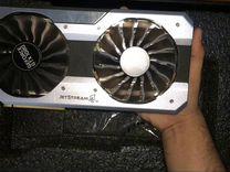 Видеокарта Palit GeForce GTX 1080 jetstream