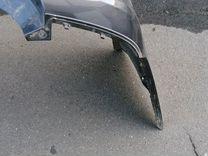 Бампер задний на BMW F30 до рестайлинг