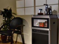 Напольный кулер с чайным столиком Ecotronic