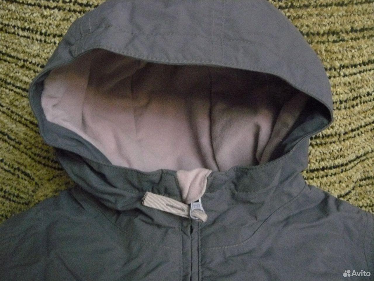 Куртка осенне-весенняя на рост 122-133  89871288618 купить 2