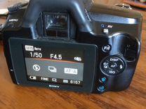 Зеркальный Фотоаппарат Sony a 290