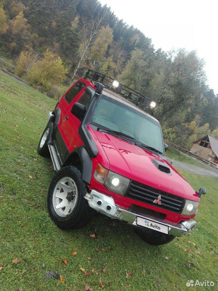 Mitsubishi Pajero, 1994  89612385302 купить 1