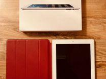 Apple iPad 4 Retina 16Gb Белый (MD513LL/A)