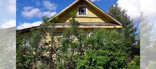 Дом 40 м² на участке 16 сот. в Новгородской области | Недвижимость | Авито