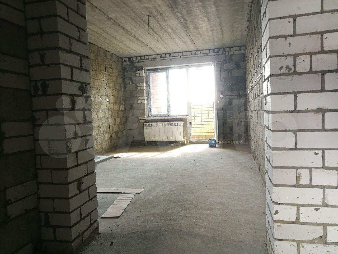 2-к квартира, 83.2 м², 6/6 эт.