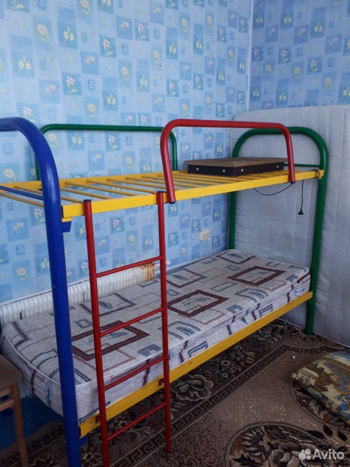 Кровать двухьярусная  89033726845 купить 1