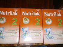 Детское питание Нутрилак 2