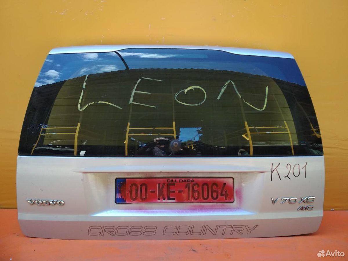 84732022776  Дверь багажника со стеклом Volvo XC70 Cross Countr