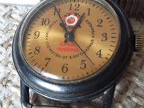 Часы 50 лет победы наградные механические