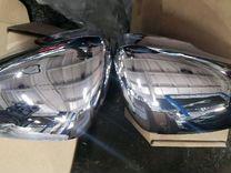 Jaguar XF XJ XE XF II накладки на зеркала