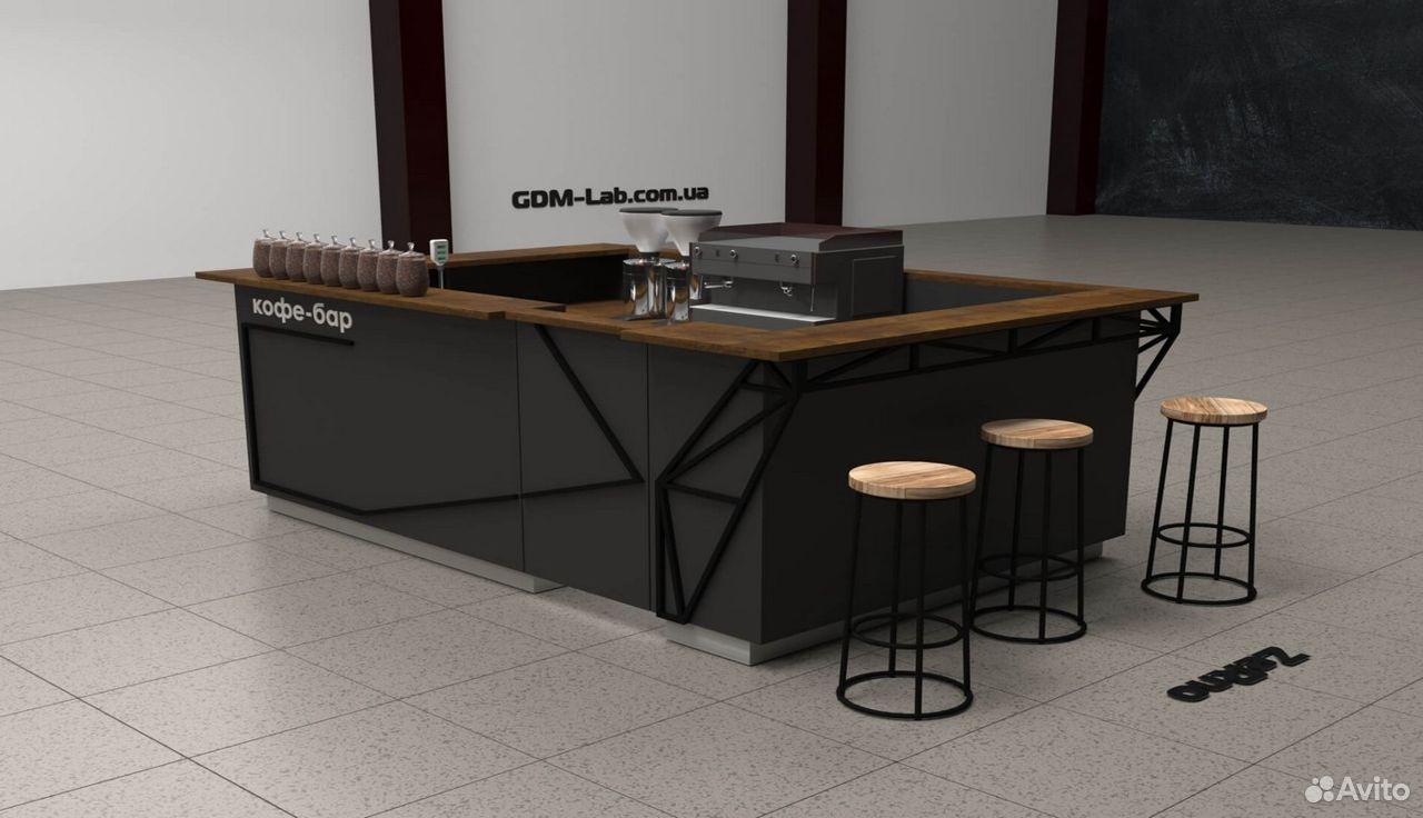 Барные стойки для кофейни