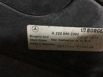 Подкрылок правый Mercedes W222