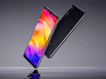 Xiaomi Redmi Note 7 64 гб черный