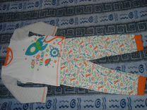 Пижама для мальчиков crockid