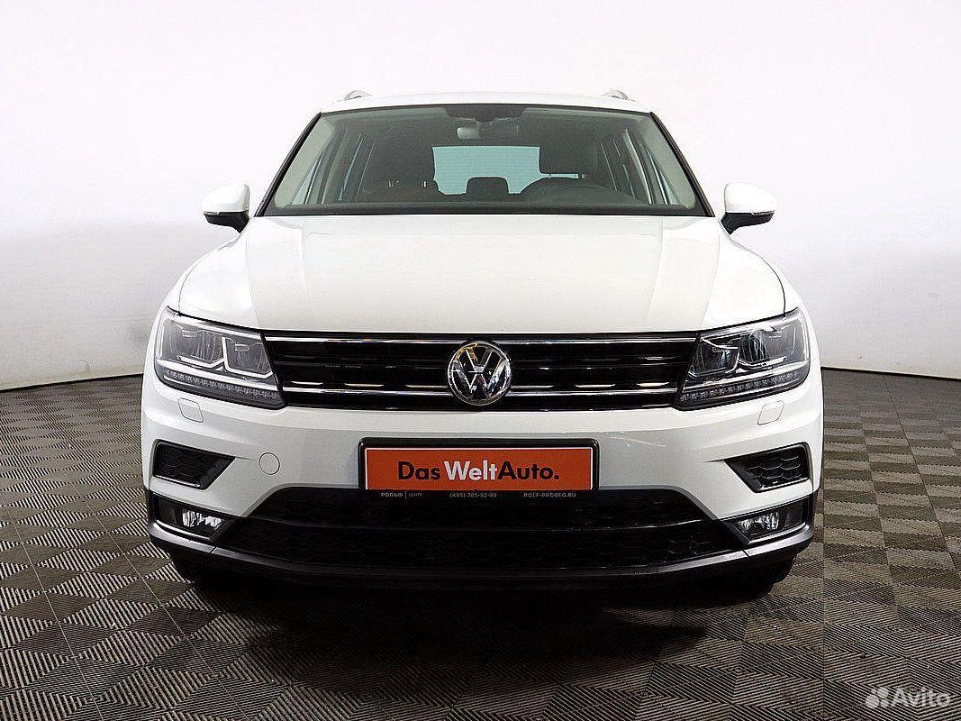 Volkswagen Tiguan, 2017  84954101966 купить 2